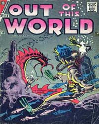Out of This World: Issue 5 Volume Issue 5 by Charlton Comics
