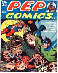 Pep Comics: Issue 34 Volume Issue 34 by Mlj/Archie Comics
