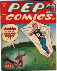 Pep Comics: Issue 45 Volume Issue 45 by Mlj/Archie Comics