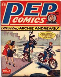 Pep Comics: Issue 55 Volume Issue 55 by Mlj/Archie Comics
