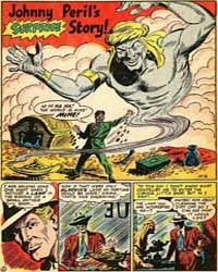 All-Star Comics : Johnny Peril's Surpris... Volume Issue 45 by Purcell, Howard
