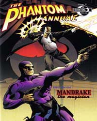 The Phantom: Annual 2: Issue 2 Volume Issue 2 by Falk, Lee