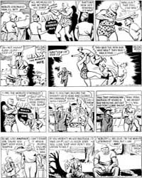 The Phantom Daily Strip: The Great Ajax:... Volume Issue 47 by Falk, Lee