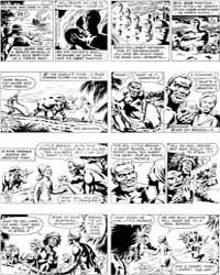 The Phantom Daily Strip: Star of Bangall... Volume Issue 129 by Falk, Lee
