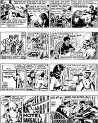The Phantom Daily Strip: The Plotters: I... Volume Issue 181 by Falk, Lee