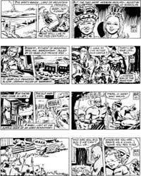 The Phantom Daily Strip: Prince Rex - Ki... Volume Issue 188 by Falk, Lee