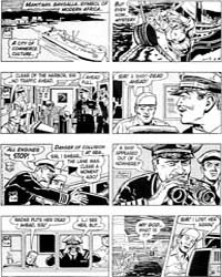 The Phantom Daily Strip: The Ghost Pirat... Volume Issue 203 by Falk, Lee