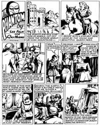 The Phantom Sunday Strip: Queen Pera the... Volume Issue 14 by Falk, Lee