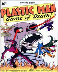 Plastic Man: Issue 1 Volume Issue 1 by Cole, Jack