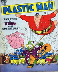 Plastic Man: Issue 11 Volume Issue 11 by Cole, Jack