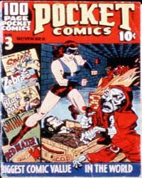 Pocket Comics: Issue 3 Volume Issue 3 by Harvey Comics