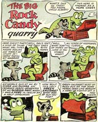 Pogo: The Big Rock Candy Quarry: Issue 8 Volume Issue 8 by Kelly, Walt