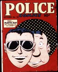 Police Comics: Issue 35 Volume Issue 35 by Quality Comics