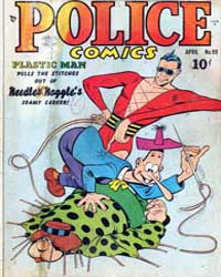 Police Comics: Issue 99 Volume Issue 99 by Quality Comics