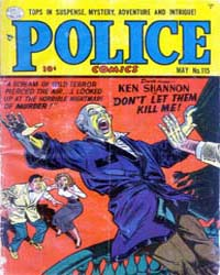 Police Comics: Issue 115 Volume Issue 115 by Quality Comics