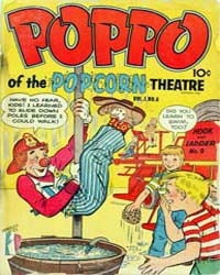 Poppo of the Popcorn Theatre: Issue 6 Volume Issue 6 by Publishers Weekly