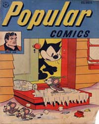 Popular Comics: Issue 142 Volume Issue 142 by Dell Comics