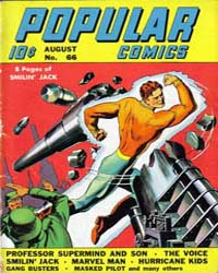 Popular Comics: Issue 66 Volume Issue 66 by Dell Comics