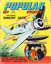 Popular Comics: Issue 75 Volume Issue 75 by Dell Comics