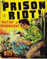 Prison Riot: Issue 1 Volume Issue 1 by Avon Comics