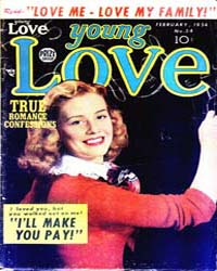 Young Love: Issue 54 Volume Issue 54 by Prize Comics Group