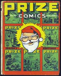 Prize Comics: Issue 57 Volume Issue 57 by Prize Comics Group