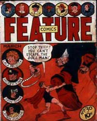 Feature Comics : Issue 30 Volume Issue 30 by Quality Comics