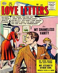Love Letters : Issue 40 Volume Issue 40 by Quality Comics