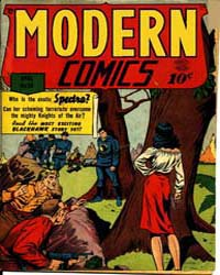 Modern Comics: Issue 96 Volume Issue 96 by Quality Comics