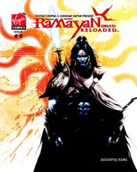 Ramayan 3392 Ad Reloaded: Issue 6 Volume Issue 6 by Virgin Comics