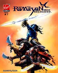 Ramayan 3392 Ad Reloaded: Issue 7 Volume Issue 7 by Virgin Comics