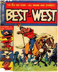 Best of the West : Issue 11 Volume Issue 11 by Magazine Enterprises