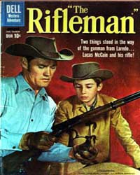 The Rifleman: Issue 2 Volume Issue 2 by Dell Comics