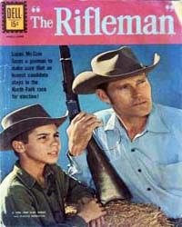 The Rifleman: Issue 11 Volume Issue 11 by Dell Comics