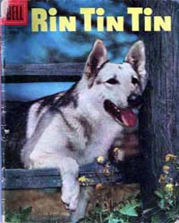 Rin Tin Tin: Issue 14 Volume Issue 14 by Dell Comics