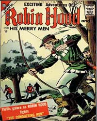 Robin Hood and His Merry Men: Issue 33 Volume Issue 33 by Charlton Comics