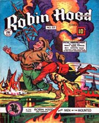 Robin Hood and Company: Issue 33 Volume Issue 33 by Robin Hood