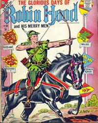 Robin Hood and His Merry Men: Issue 34 Volume Issue 34 by Charlton Comics