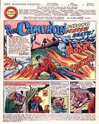 Rod Cameron Western: Issue 16 Volume Issue 16 by Fawcett Magazine