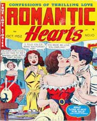 Romantic Hearts: Issue 10 Volume Issue 10 by Story Comics