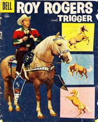 Roy Rogers: Issue 100 Volume Issue 100 by Dell Comics