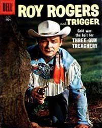 Roy Rogers: Issue 113 Volume Issue 113 by Dell Comics