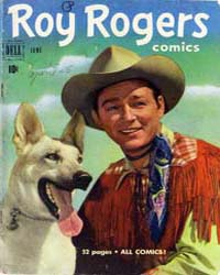 Roy Rogers: Issue 42 Volume Issue 42 by Dell Comics