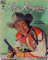Roy Rogers: Issue 29 Volume Issue 29 by Dell Comics