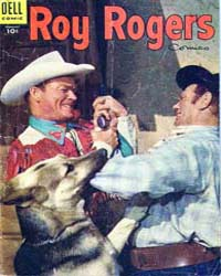 Roy Rogers: Issue 86 Volume Issue 86 by Dell Comics