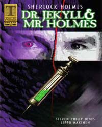 Sherlock Holmes: Dr. Jekyll and Mr. Holm... by Caliber Comics