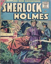 Sherlock Holmes: Issue 1 Volume Issue 1 by Charlton Comics