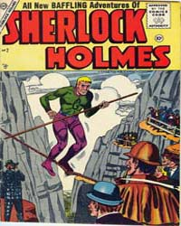 Sherlock Holmes: Issue 2 Volume Issue 2 by Charlton Comics