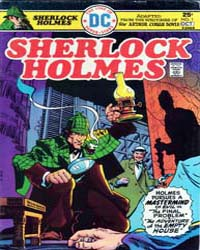 Sherlock Holmes: Issue 1 Volume Issue 1 by Dc Comics
