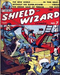 Shield Wizard Comics: Issue 7 Volume Issue 7 by Mlj/Archie Comics